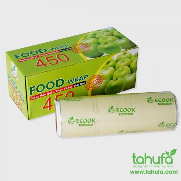mang boc thuc pham ecook R450 30