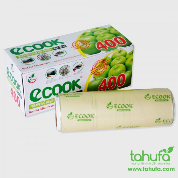 mang boc thuc pham ecook e400