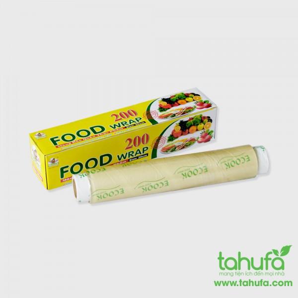 mang boc thuc pham ecook p200
