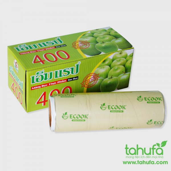 mang boc thuc pham ecook p400