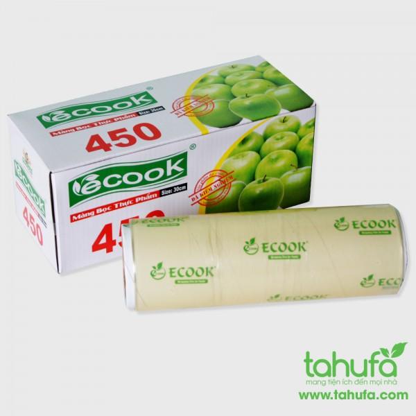 mang boc thuc pham ecook p450